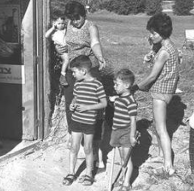 """The """"Waiting Period""""; Almost 50 Years Since the Six Day War; A child's Memory, Michael Harris PhD, Major (Ret.) IDF"""