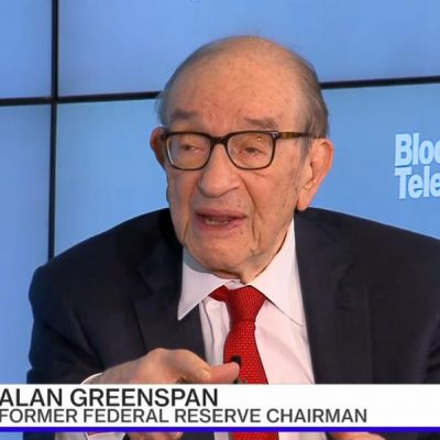 Greenspan on Inflation – Wrong Again…Michael Harris PhD, Dean and Professor