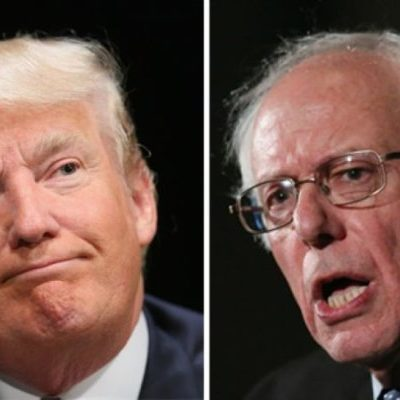 Why are Trump and Sanders Doing So Well? Michael Harris PhD, Dean and Professor