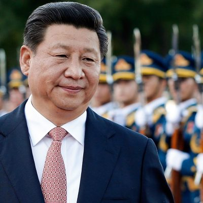 "Why Xi Jinping Should Be Named TIME ""Person of the Year"", Michael Harris PhD, Dean and Professor, CPS, TSU, Nashville TN"