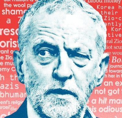"Exposing ""the Anti Semitic Labour Leader Jeremy Corbyn Hate Machine."" Exposing Hate in Britain to Jews! ""Never Again""! Facebook… Michael Harris PhD"