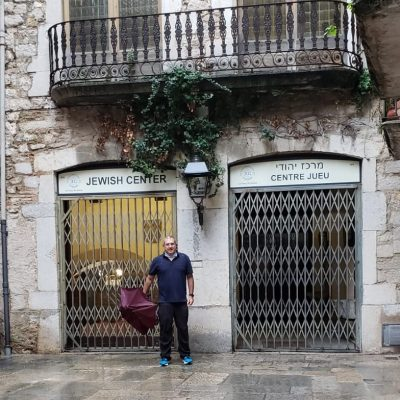 The massacre of Jews in Pittsburgh, a visit to Girona, Spain and Antisemitism in the USA