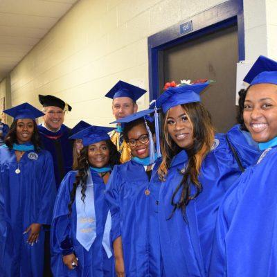 Proudly Celebrating Another Season of Graduates