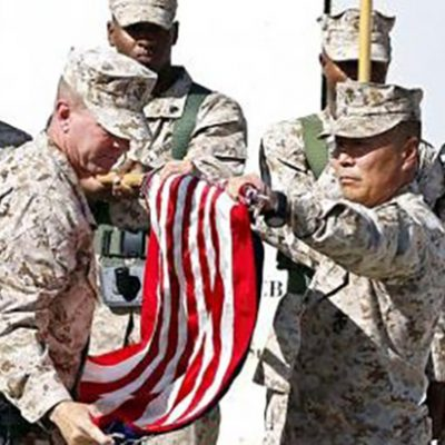 Time to Withdraw from Afghanistan and bring the troops home to America!