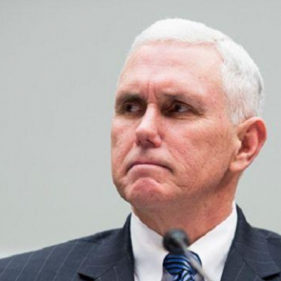 """VP Pence – """"Doth Protest Too Much"""""""