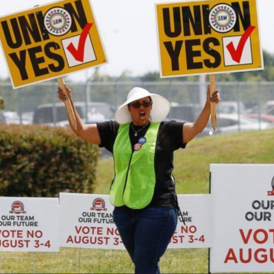 Is the UAW relevant or is it obsolete?