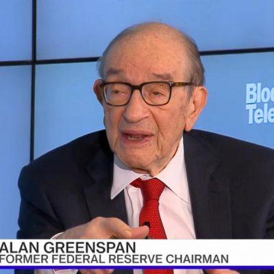 Greenspan on Inflation – Wrong Again…Michael Harris PhD, Dean and Professor