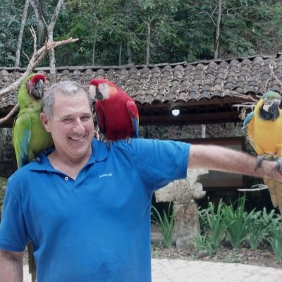 Thoughts on Life and Coffee from Guatemala, Michael Harris PhD
