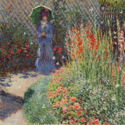 Monet and Church! Two New Great Exhibitions at the Detroit Institute of Arts, DIA, Michael Harris PhD