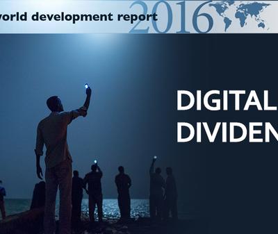 Digital Dividends, Our Next Big Challenge, Michael Harris PhD