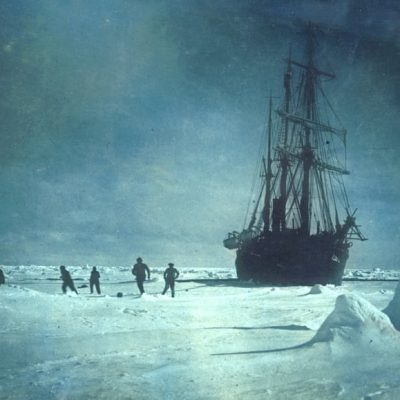 Antarctica Expedition Hopes to Find Shackleton's ship – The Endurance