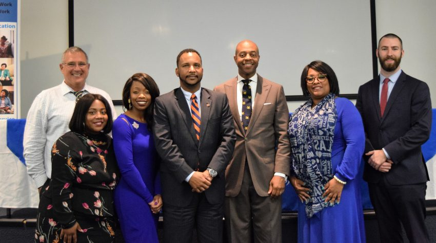 The College of Public Service (CPS) Tennessee State University held its second annual Public Service Tigers Come Home, Nashville TN, Initiated by Michael Harris PhD, Dean CPS